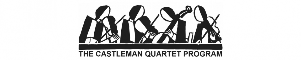 The Castleman Quartet Program